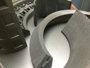 Plunkett Associates DMLS surface finish