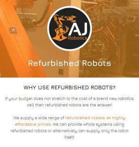 AJ Robotics newsletter