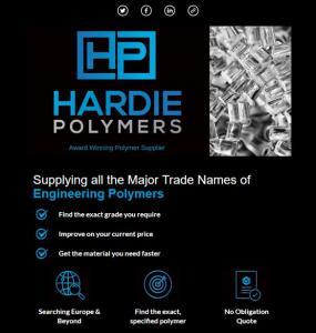 Hardie Polymers newsletter