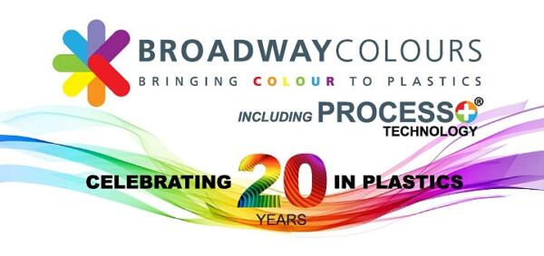 Plastics News Broadway Colours celebrating 20 years in plastics - UK Plastics News
