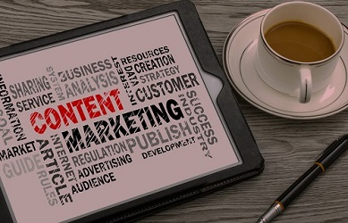 Content marketing for industry