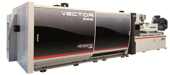 Negri Bossi eVector machine - UK Plastics News