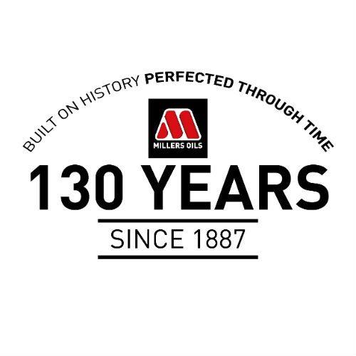 Millers Oils 130 Years - UK Plastics News