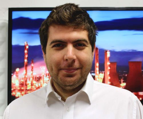 Michail Kalloudis, Head of Polymer Science at Impact Solutions. - UK Plastics News