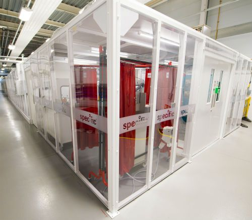 Cleanroom at Swansea University - UK Plastics News