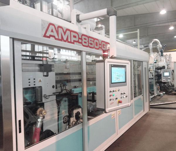 AMUT machine - UK Plastics News