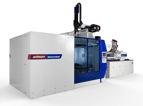 Latest UK Plastics News Battenfeld machine