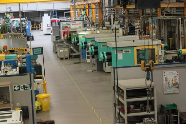 Factory at Waldon Ltd - UK Plastics News