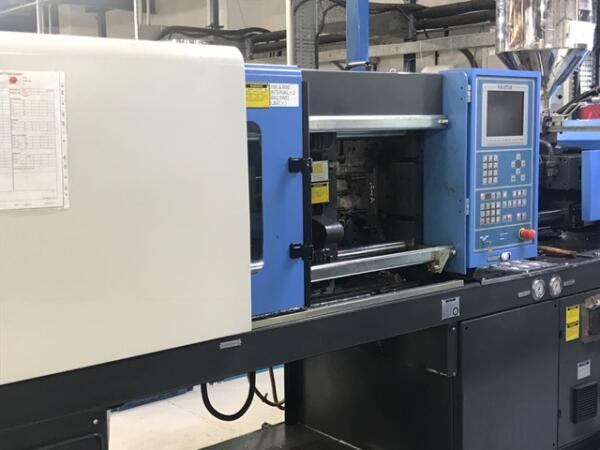 Injection moulding machine at Pentagon Plastics - UK Plastics News