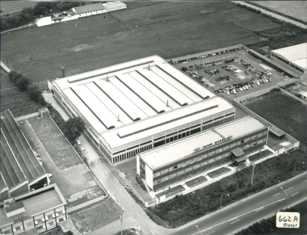 Cologno Monzese, the present headquarters that Negri Bossi moved to in 1964. - UK Plastics News
