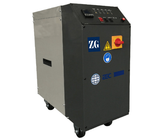 UK Plastics News AEC ZG Mould heater