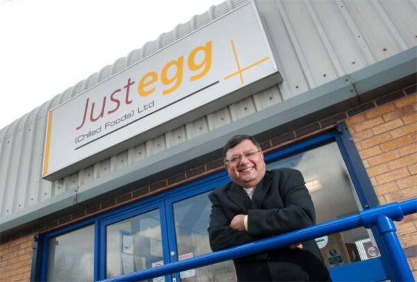 UK Plastics News owner of Just Egg