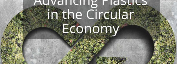 Developing the Role of Plastics in the Circular Economy