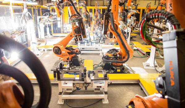 UK plastics news robotics and automation