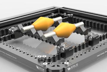 Plastics technology Verus Precision modular metrology