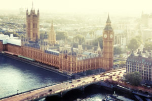 UK plastics news Westminster