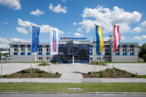 UK plastics news Wittmann Battenfeld building