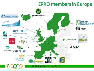 Plastics news EPRO members