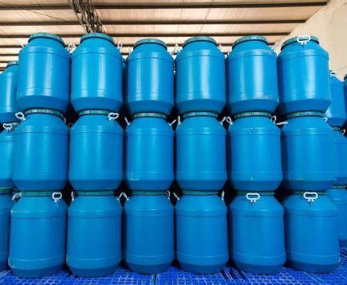 Plastics news chemical barrels