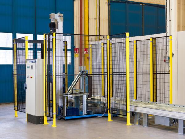 IDH Direct machine guarding
