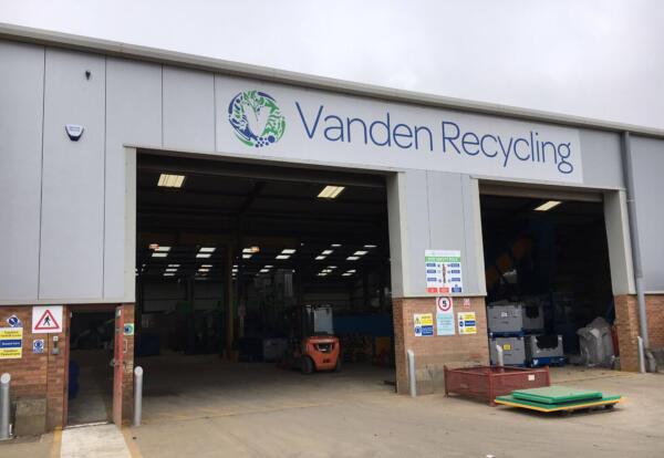 Plastics news Vanden Recycling plant