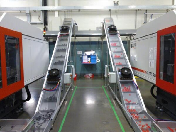 Plastics news UPM Conveyors
