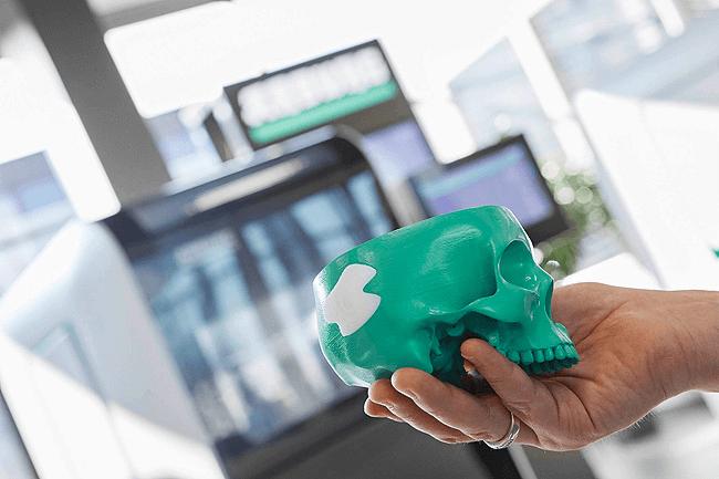Plastics news additive manufacturing on Arburg machine