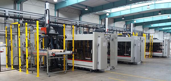 Plastics news Negri Bossi machines in Fatra