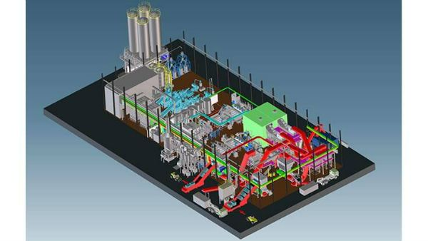 Plastics news - Amut install system for polyolefins recycling