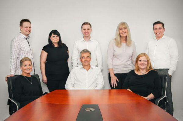 Plastics news - Hardie Polymers team