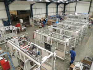 Plastics news - PCE Automation facilities