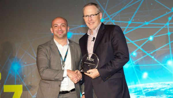Plastics news wittmann battenfeld flex award compressed