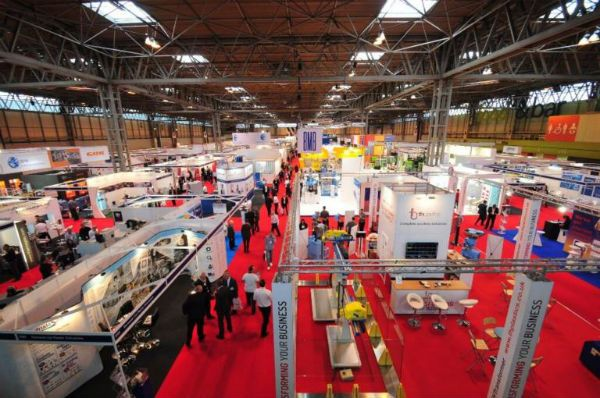 Plastics news - Interplas exhibition