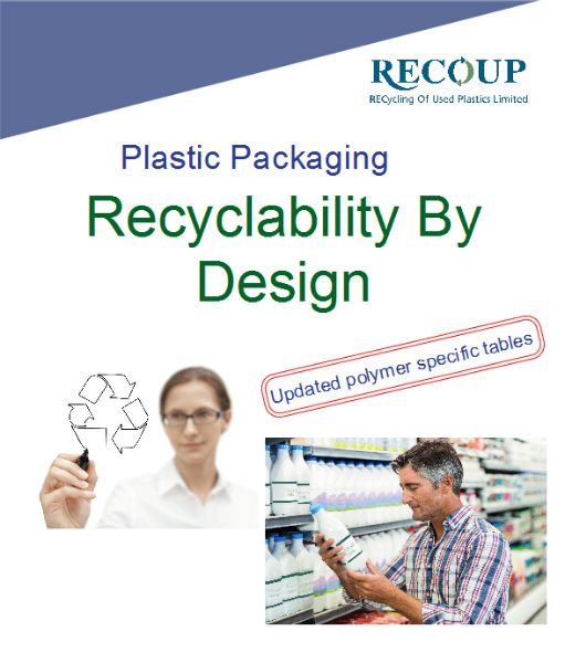 Plastics news Recoup recyclability by design