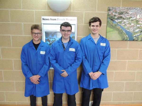 Plastics news PCE Automation have signed the Youth Pledge