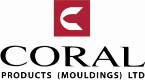 Coral mouldings logo