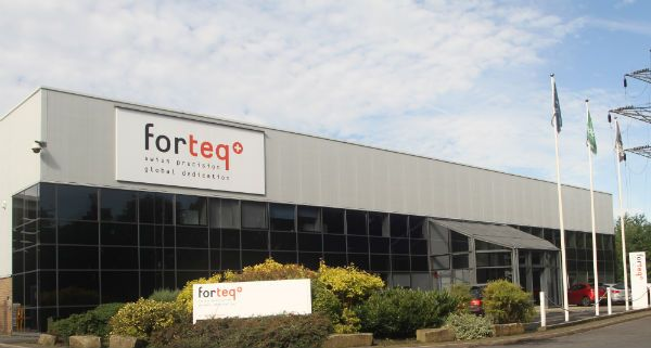 Plastics news Success for Forteq UK at the Engineering Design Show