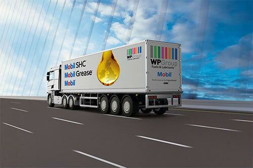 Plastics news WP Group truck