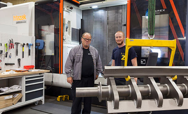 Plastics news Rapid Mazak equipment