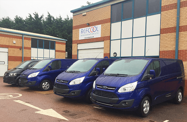 Plastics news Refcool Refrigeration service fleet