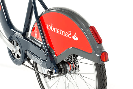 Plastics news Transport for London bike mudguard