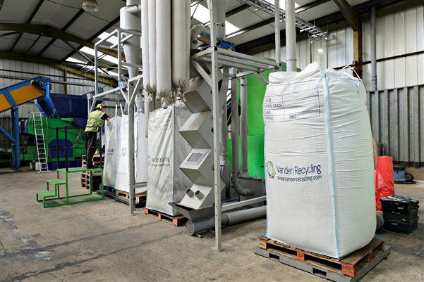Plastics news Vanden Recycling Planning Expansion