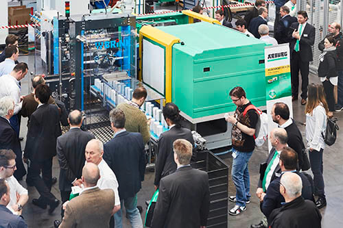 Plastics news Arburg at Interplastica 2018