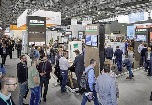 Plastics news Arburg stand at formnext