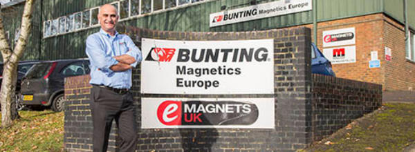 Bunting Europe Announces Record Monthly Sales