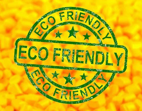 Plastics news eco-friendly polymer