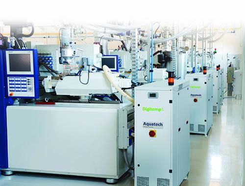 Plastics technology Flexcool system