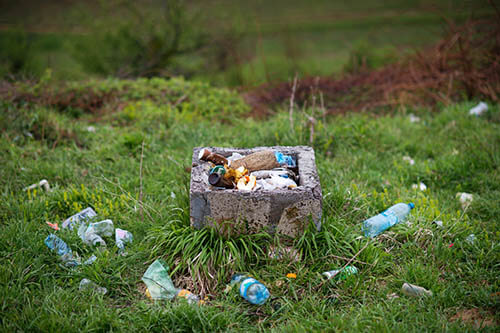 Plastics news fly tipping and waste crime
