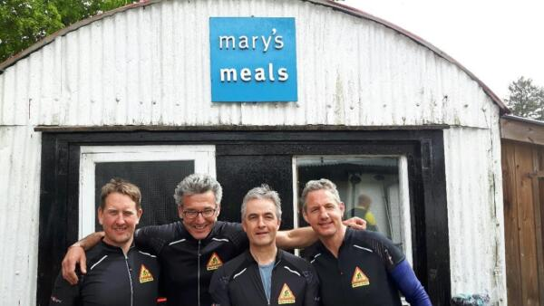 Hardie Polymers take part in Mary's Meals