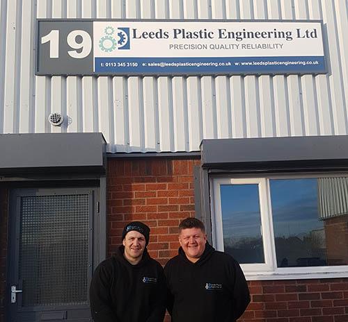 Plastics news Leeds Plastic Engineering